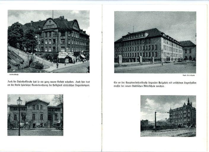 Hindenburg in Oberschlesien einst und jetzt
