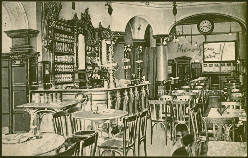 Hindenburg Zabrze Cafe Silesia