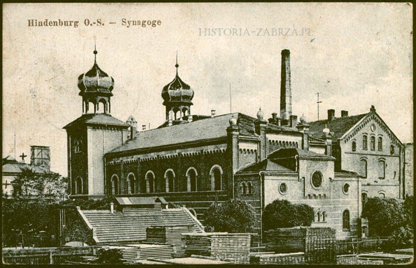 synagoga Zabrze