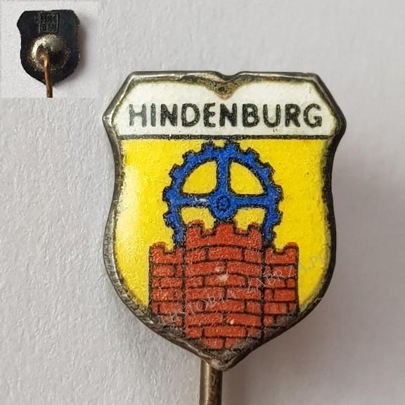 Zabrze Hindenburg herb Wappen