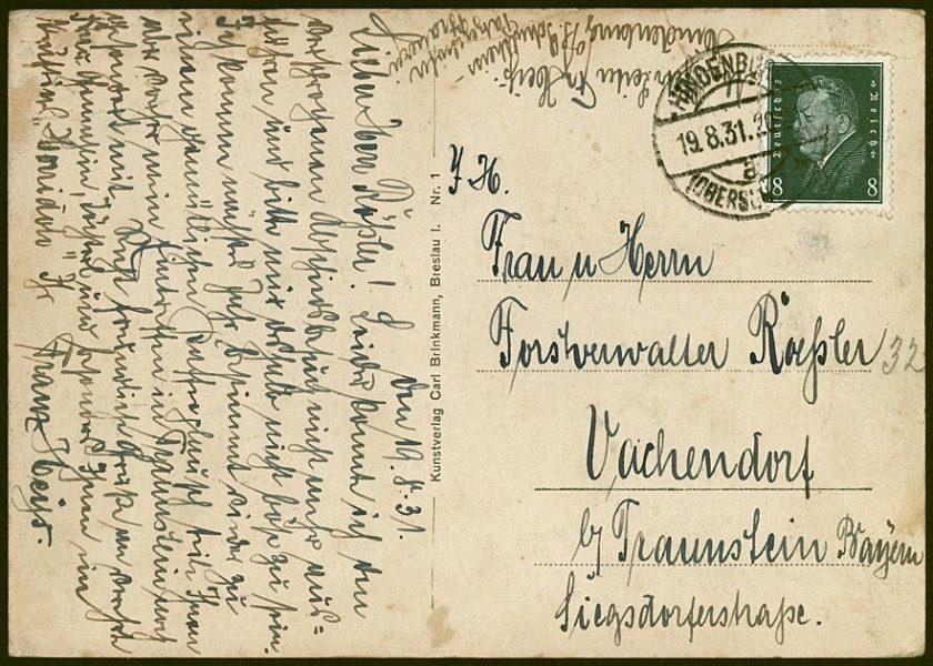 """Luftschiff """"Graf Zeppelin"""" über Hindenburg"""