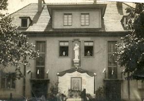 Klasztor Kończyce.  Zabrze