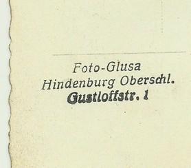 Stephanie Glusa atelier foto Zabrze Hindenburg