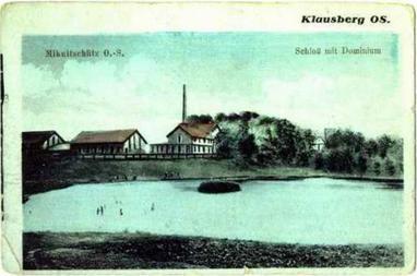 Mikulczyce Mikultschütz Klausberg gorzelnia brennerei zabrze